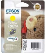 Epson T0614 Ink Cartridge - Yellow
